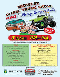 100 Midwest Diesel Trucks Event Detail Discover Eastern Indiana