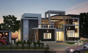 100 Contemporary House Design Babu 4650 Sqft Monnaie Architects And Interiors