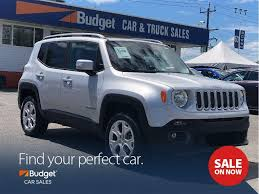 Used 2017 Jeep Renegade Limited Edition Navigation, Pan Roof For ...
