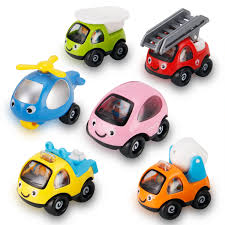 100 Trucks Cartoon Amazoncom Liberty Imports Cars And Play Vehicles