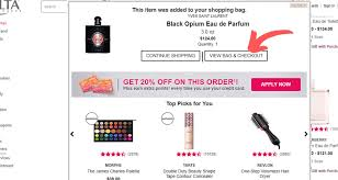 Ulta Coupon, Coupon Code, Deals: Get 50% Off {Sep19}
