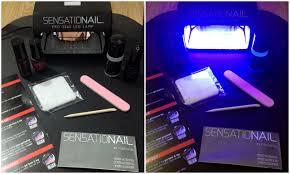 sensationail led l instructions 100 images sensationail
