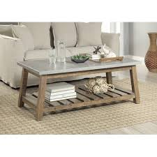 build a pinterest project concrete and wood coffee table boston