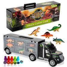100 Dinosaur Truck Amazoncom Oumoda Transport Car Carrier Toy