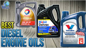 Top 9 Diesel Engine Oils Of 2018 | Video Review
