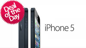 This Worryingly Cheap iPhone 5 AND Unlimited Data bo is Your