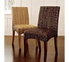 Pottery Barn Seagrass Club Chair by Pottery Barn Seagrass Dining Chair Copycatchic