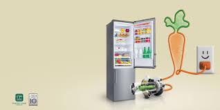Tall Slim Cabinet Uk by Tall Fridge Freezers Combination Slimline Fridge Freezers Lg Uk