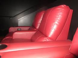 Leather Recliner Seats AMC NewPark12 Newark Ca Picture of AMC