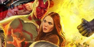 Avengers 3 Has Best Vision Scarlet Witch Plot