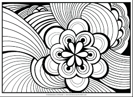 Printable Abstract Adult Coloring Pages Free Adults Birds Hard Advanced For And Artists Christmas Full