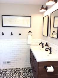 Gorgeous Black And White Subway Tiles Bathroom Design (10 | For The ... Colored Subway Tile Inspiration Remodeling Ideas Apartment Therapy White Tiles Bath Santorinisf Interior Elegant Of For Bathroom Designs Photos 1920s Remodel Penny Floor Home Beautiful And Kitchen Small Popular Materials Midcityeast Restroom Tiled Pictures Images Large 215500 Shower New 30 Richards Master Home With Design Calm Detailed Slate Porcelain Textured