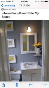 Yellow And Grey Bathroom Decor by 20 Best Bedroom Ideas Images On Pinterest Home Ideas And Room