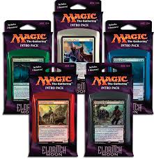 Magic The Gathering Deck Builder Toolkit 2017 by Eldritch Moon Intro Pack Decklists Magic The Gathering