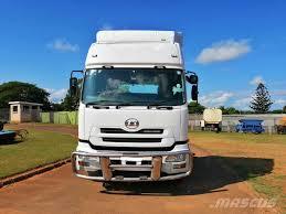 100 Truck Sleeper Cab Nissan QUON GW26490 HIGH ROOF SLEEPER CAB HORSE EMPANGENI Truck