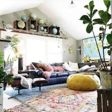 100 Eclectic And Quirky Living Room Decor 13
