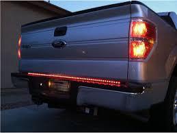 100 Truck Tailgate Light Bar 60 Inch 5Function LED BrakeRunningReverse