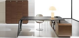bureau designer leather executive office desks leather table for the