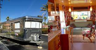 104 Restored Travel Trailers Camping With A Luxurious Twist Check Out These Renovated Vintage