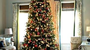 Ge 75 Ft Artificial Aspen Fir Pre Lit Led Easy Light Technology Dual Color Christmas Tree