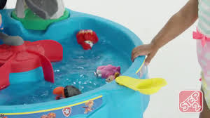 Step2 Art Easel Desk by Step2 Paw Patrol Tm Water Table Toys