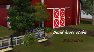 The Sims 3 Building A Horse Stable/Ride Location - YouTube Diy Horse Stalls Horse Stall Building Plans Home Barn Home Garden Plans Barns Design More Horses Need A Parallel Stall Arrangement Small Why Stalls Is Influenced By The Around It Best 25 Barns Ideas On Pinterest Dream Barn Farm Pole Buildings Storefronts Riding Arenas The 12 Tips For Your Wick Cstruction Photo Gallery Ocala Fl We Design And Build Precise Welcome To Stockade 1 Source Prefab