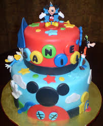 Mickey Mouse Cake – Decoration Ideas