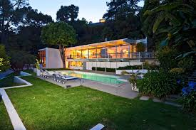 100 Richard Neutra Los Angeles The 901 Bel Air Road Staller House By