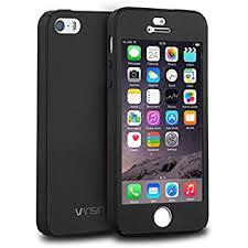 Amazon iPhone 5 Case iPhone 5S Case COOLQO Full Body