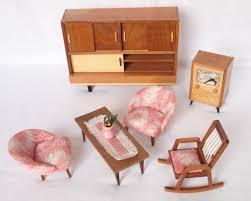 1960er wichelmarke wohnzimmer diepuppenstubensammlerin blo