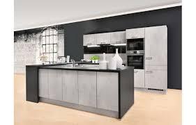 betonoptik küche modell 2093 unser bestseller elegante