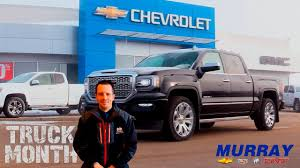 Murray GM Moose Jaw - Truck Month - 2018 GMC Sierra Denali | Facebook Gmc Truck Month Extended At Carlyle Chevrolet Buick Ltd Sk Lease Specials 2017 Sierra 1500 Reviews And Rating Motor Trend Trucks Seven Cool Things To Know Deals On New Vehicles Jim Causley 2018 Colorado Prices Incentives Leases Overview Certified Preowned 2015 Slt4wd In Nampa D190094a 2012 The Muscular 2500hd Pickup Lloydminster 2019 To Debut In Detroit Next Classic Cars First Drive I Am Not A Chevy Mortgage Broker