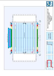 Beau Swimming Pool Diagram Bon FR 9 EQUIPMENT FOR WATER POLO POOLS