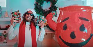 Christmas Lights Rap Song