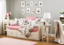 Living Room Wall Decor Ikea by Bedroom Fabulous Bedroom Decoration Using White Wood Trundle