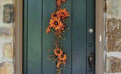 Delightful Fine Apartment Door Decorating Ideas Best 25 Front Decor On Pinterest Letter