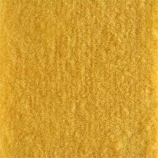 Chrome Yellow Molded Carpet