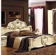 schlafzimmer klassisch italienisch barock kommode schrank