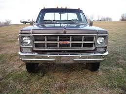 100 1979 Gmc Truck 79 GMC K35 Regular Cab Dually Sierra Grande 1 Ton 4x4 Brown Tan