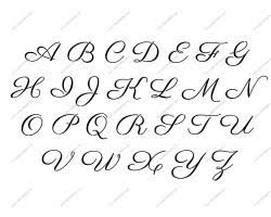 Printable Stencil Letters Free Templates Sample For Stencils
