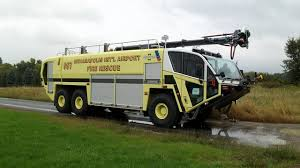 100 International Trucks Indianapolis New Truck Added To Airport Authority Fire Departments