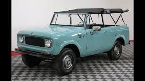 1969 INTERNATIONAL SCOUT - YouTube 1967 Intionalharvester 1100 Quad Cab Sold Youtube 1969 Intertional Harvester Scout 800a Aristocrat Model Ih Fleetstar 2050 A 1971 800 4x4 Cars And Trucks Intertional Harvester Cab Over 1500 Co Loadstar Pinterest Old Truck Parts F210d Page 2 Other Makes Black Vest Photography 64 With Peter Wolf Acco C1800 Always Had A Soft Spot Flickr Ls3 Pirate4x4com Offroad Forum 1600 Grain Truck Item I9424 Mar