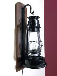 lantern wall lights indoor electric light with design rustic and 0