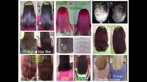 It Works Hair Skin Nails Vs Hairfinity