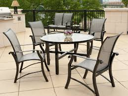 Ebay Patio Table Cover by Patio Ideas Glass Patio Table 6 Chairs Glass Top Patio Table Set