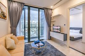 100 Riverview House NES Apartment In Ho Chi Minh City Room