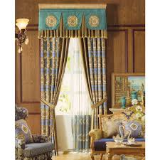 Gold And White Window Curtains by Curtain Give Your Space A Relaxing And Tranquil Look With