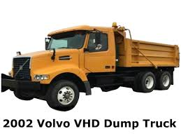 2002 VOLVO VHD64F200 Dump Truck For Sale Auction Or Lease Great ...