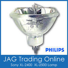 Sony Xl 2400 Replacement Lamp Instructions by How To Install Rear Projection Tv Lamps Ebay