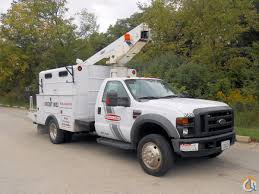 Versalift TEL-29-N/NE Ford F450 Bucket Truck Crane For Sale Or Rent ...